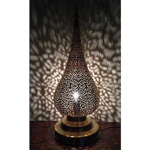 Handgjord marockansk lampa