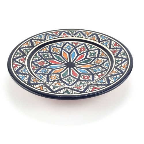 Marockansk porslin