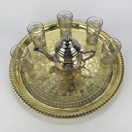 Marockansk bricka