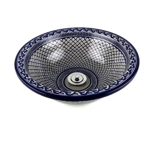 Marockansk vask